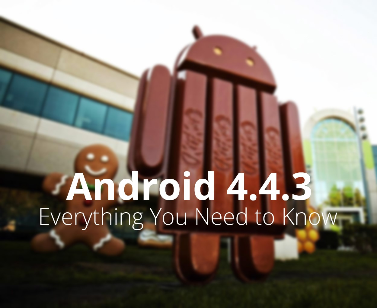 Android Kit Kat v4.4.3 Review
